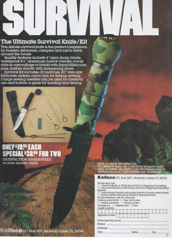 survivalknife