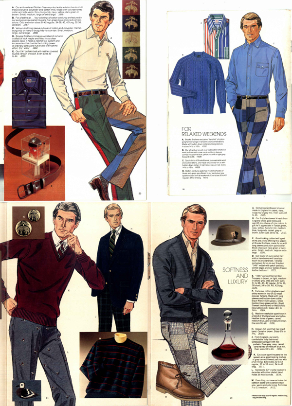947cb3901d87 Anybody who can pull them off is an original don dada of the college town  scene — I ve seen similar attempts at lurid mismatches from Polo