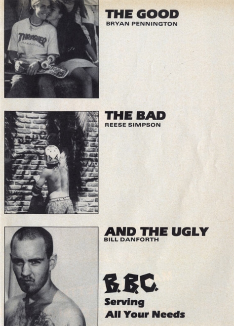 Good Bad Ugly Ad