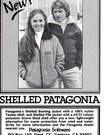 shelledpatagonia