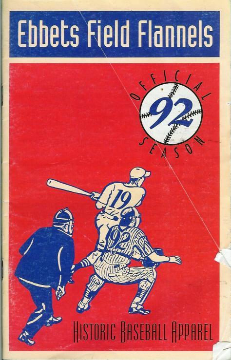 EFF catalog 1992