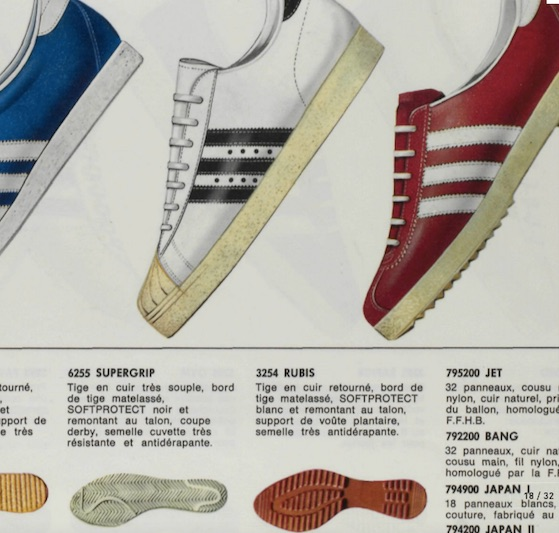 adidas superstar shoes history