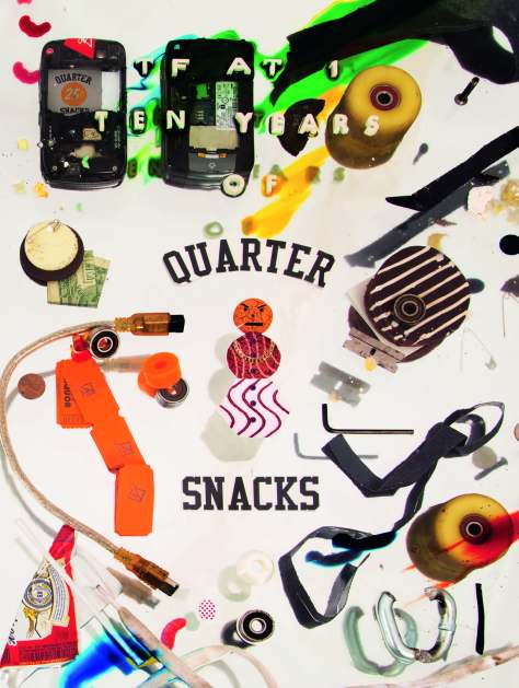 quartersnacksbook